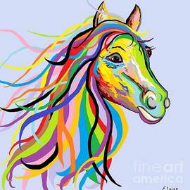 Eloise Schneider - Horse of a Different Color