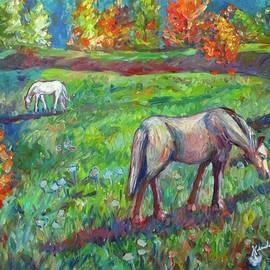 Kendall Kessler - Horse Pasture