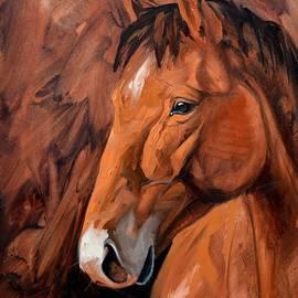 Stanislav Atanasov - Horse