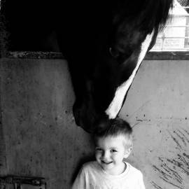 Amanda Eberly-Kudamik - Horses Love