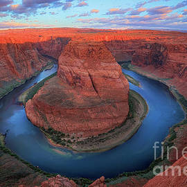 Inge Johnsson - Horseshoe Bend Sunrise