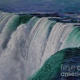 Bob Williams -  Niagara Falls the Horseshoe