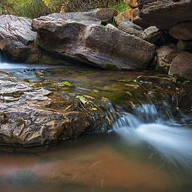 Dave Dilli - Horton Creek Arizona Flow