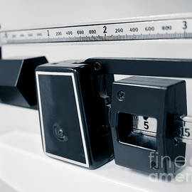Hospital Medical Sliding Weight Beam Scale - Paul Velgos