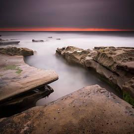 William Dunigan - Hospitals Reef Red Sky