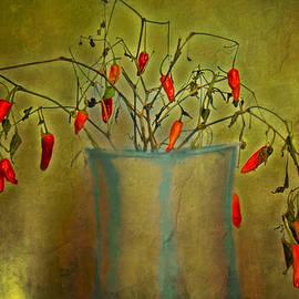 Hal Halli - Hot Pepper Plant....vintage style