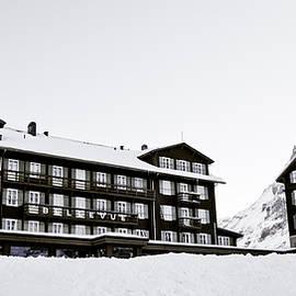 Hotel Bellevue Des Alpes And Eiger Nordwand - Frank Tschakert