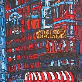 John Malone - Hotel Chelsea New York