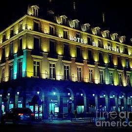 Lilliana Mendez - Hotel Du Louvre