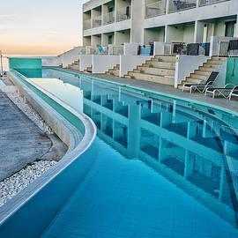Antony McAulay - Hotel Pool