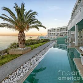 Antony McAulay - Hotel Pool Dawn Paradise