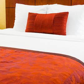 Hotel Room Bed  - Paul Velgos