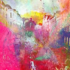 Catherine Lott - Hotty Totty In Italian Rainbows