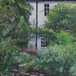 Martin Davey - House at Hillier Gardens