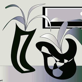 Iris Gelbart - House Plants #44