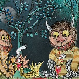 Jacob Wayne Bryner - How the Wild Things Do