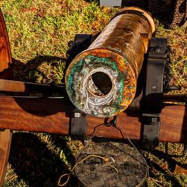 John Straton - Howitzer Battle of Honey Springs