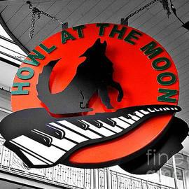 Steven Parker - Howl At The Moon