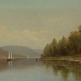 Henry Suydam - Hudson River