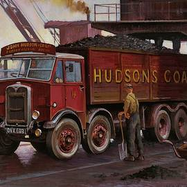 Hudsons coal.