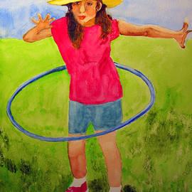 Sandy McIntire - Hula Hoop