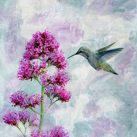 Rebecca Cozart - Hummingbird 1