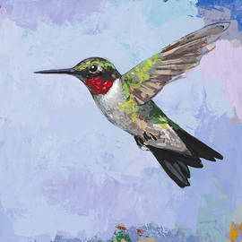 Hummingbird #3 - David Palmer