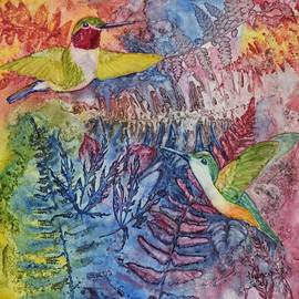 Nancy Jolley - Hummingbird Duo