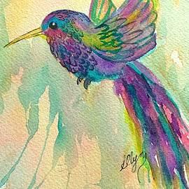 Ellen Levinson - Hummingbird Sonata