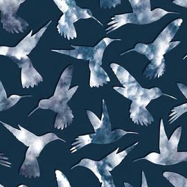 Hummingbirds - Varpu Kronholm