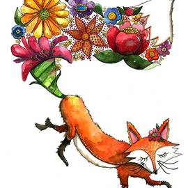 Shelley Wallace Ylst - Hunt Flowers Not Foxes