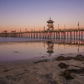 Huntington Beach Pier - Sean Foster