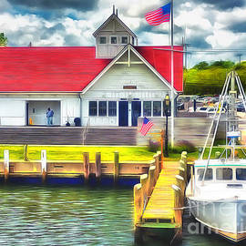 Jack Torcello - Hyannis the Coastguard