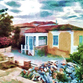 Laurence Canter - Hydra Cottage