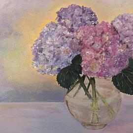 Joyce Wasserman - Hydrangeas