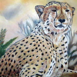 Marilyn  McNish - I am Cheetah 2