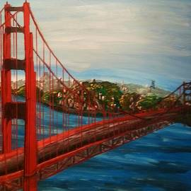 Golden Gate Bridge  San Fracisco