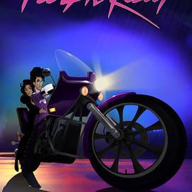 I grew up with PurpleRain - Nelson dedos Garcia