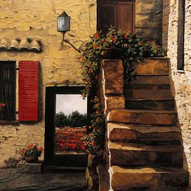 i papaveri attraverso la porta - Guido Borelli