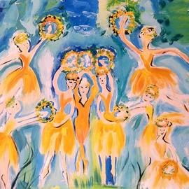 Judith Desrosiers - I send you sunflowers ballet