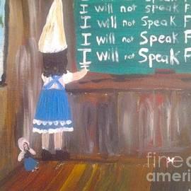 Seaux-N-Seau Soileau - I Will Not Speak French In School