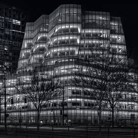 Mike Deutsch - IAC Building Designed By Frank Gehry