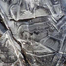 Lynda Lehmann - Ice Abstract