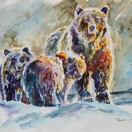 P Maure Bausch - Ice Bears
