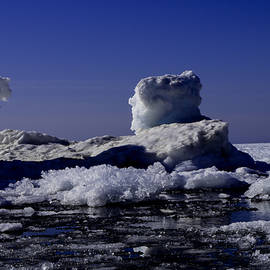 Tim Beebe - Ice Pillars