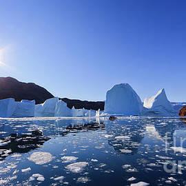Henk Meijer Photography - Icebergs, Rode O, Scoresby Sund