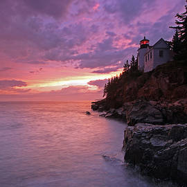 Juergen Roth - Iconic Bass Harbor Lighthouse