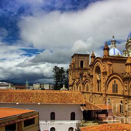 Al Bourassa - Iconic View Of Cuenca Ecuador
