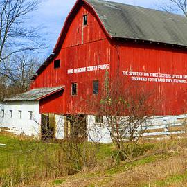 Tina M Wenger - Boone county farm