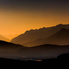 Mah FineArt - Idyllic Mountain